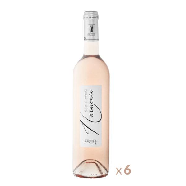 Cuvée Harmonie Rosé - Domaine la Tourraque