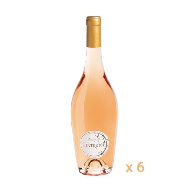 Domaine La Tourraque - L'intrigue rosé